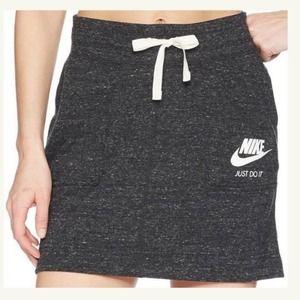 Nike Sportswear Vintage Knit Mini Tennis Skirt
